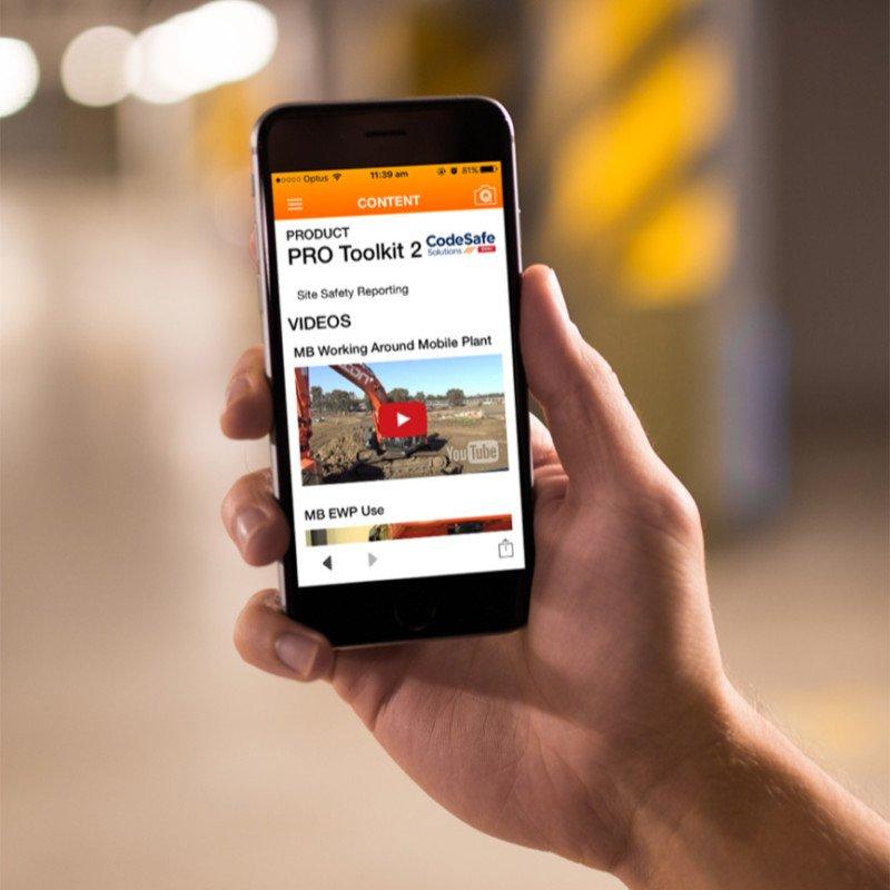 QIN app - High volume training solution